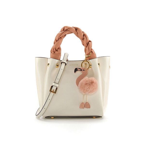 Cute Bucket Bag Womens Leather Handbags Tote Bag Crossbody Bags fashion