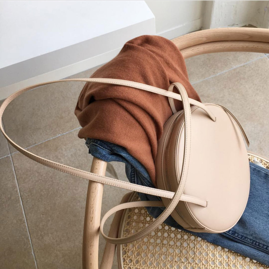 Cute Leather Womens Shoulder Bag
