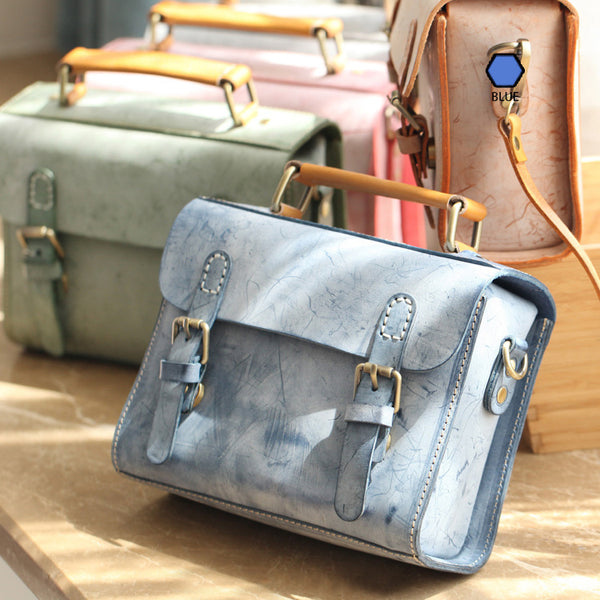 Cute-Women's-Waxed-Leather-Crossbody-Satchel-Purse-Messenger-Bag-For-Women-Accessories