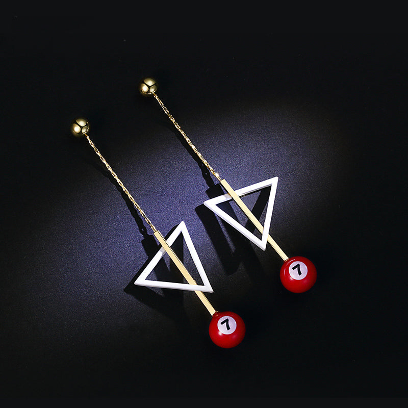 Designer Dangle Stud Earrings Fashion Jewelry Accessories Gift Women beautiful