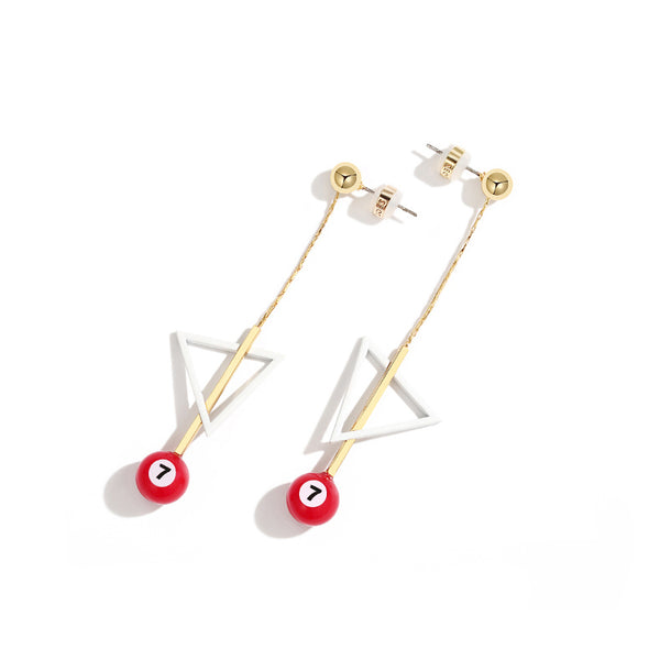 Designer Dangle Stud Earrings Fashion Jewelry Accessories Gift Women cool
