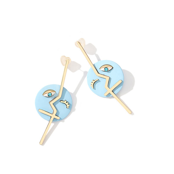 Designer Dangle Stud Earrings Fashion Jewelry Accessories Gift Women elegant