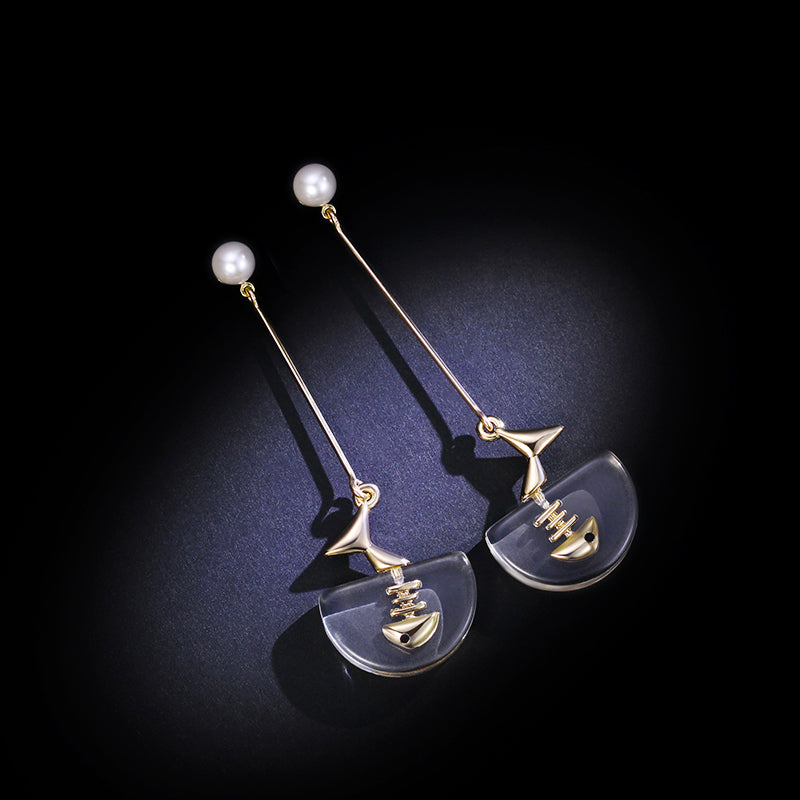 Designer Dangle Stud Earrings Fashion Jewelry Accessories Gift Women