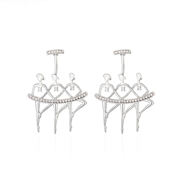 Designer Dangle stud Earrings Fashion Jewelry Accessories Gift Women charming
