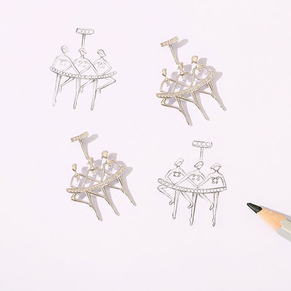 Designer Dangle stud Earrings Fashion Jewelry Accessories Gift Women chic