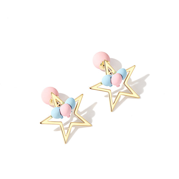 Designer Stud Earrings Fashion Jewelry Accessories Gift Women beautiful