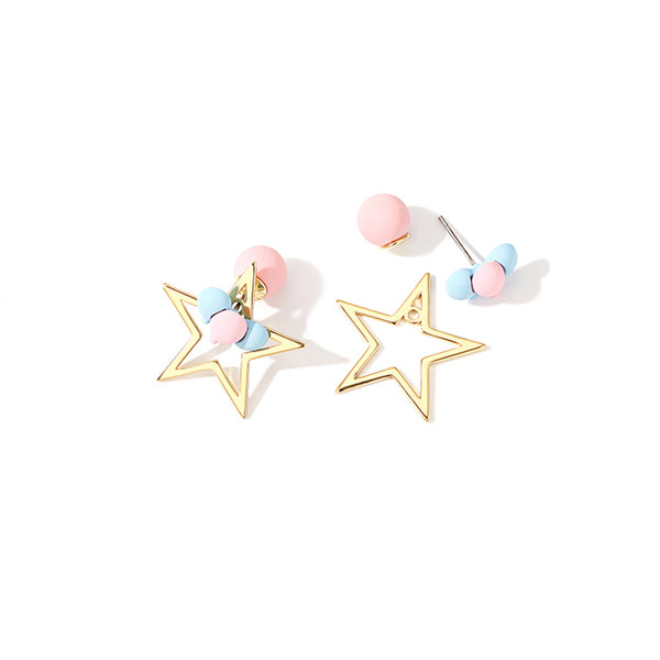 Designer Stud Earrings Fashion Jewelry Accessories Gift Women cute