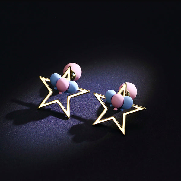 Designer Stud Earrings Fashion Jewelry Accessories Gift Women
