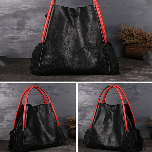 Designer Womens Leather Tote Bags Handbags Totes for Women Genuine Leather