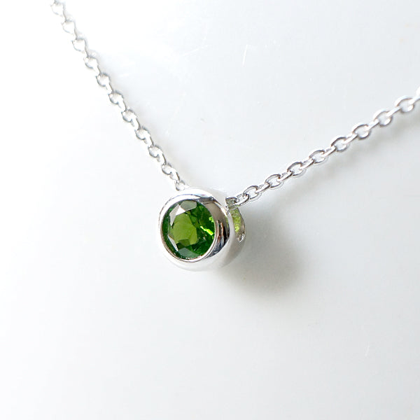 Diopter Pendant Necklace