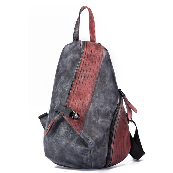 Dyed Leather Womens Backpack Purse Designer Backpacks for Women best