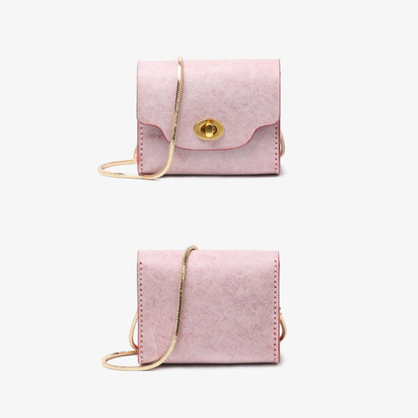 Fashion Womens Chain Leather Crossbody Bags Purse Shoulder Bags for Women Accessories