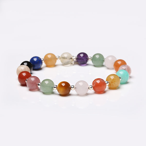 Charm Crystal Beaded Bracelets Handmade Jewelry Accessories Gift for Women