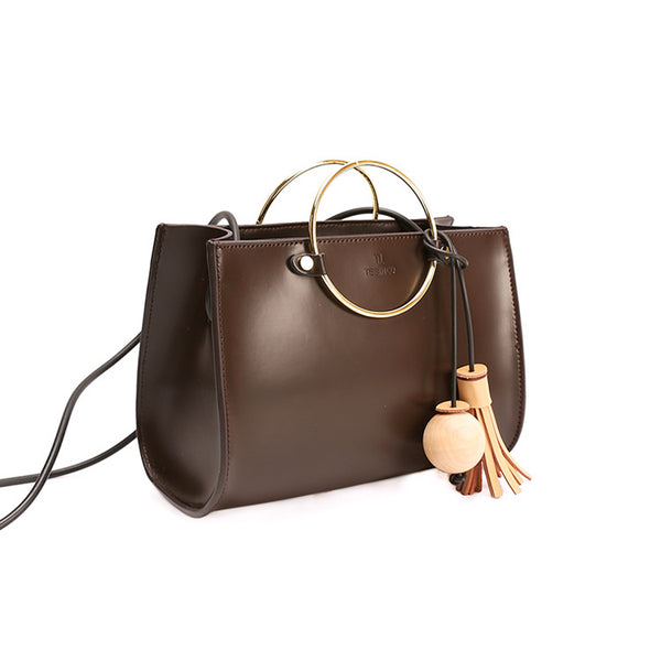 Genuine Leather Handbags for Women Leather Crossbody Bags for Women Minimalism