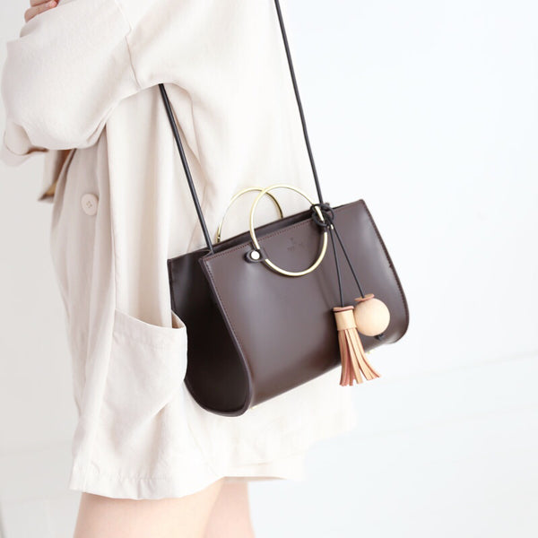 Genuine Leather Handbags for Women Leather Crossbody Bags for Women