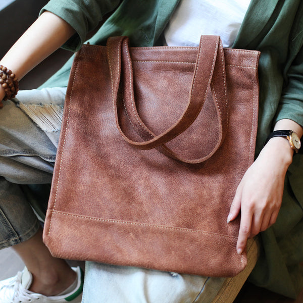 Genuine Soft Leather Tote Shoulder Bags Handbags Purses Women cool