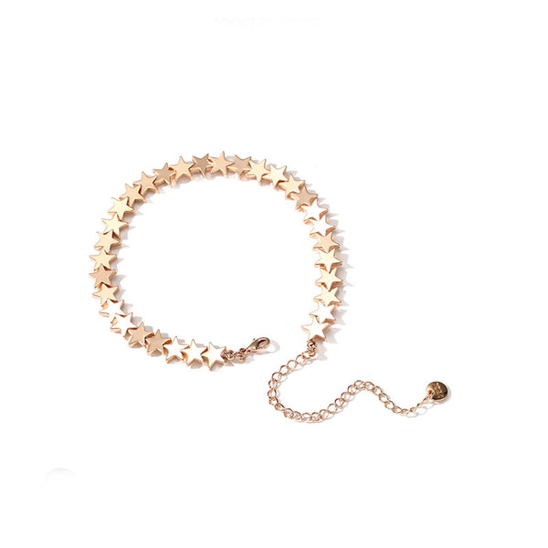 Gold Cute Choker Necklace Fashion Jewelry Accessories Gift Women cool