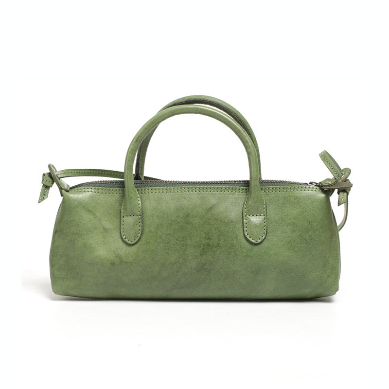 fantastic savings top brands outlet store sale Green Leather Womens Small Handbags Crossbody Bags Purse for Women