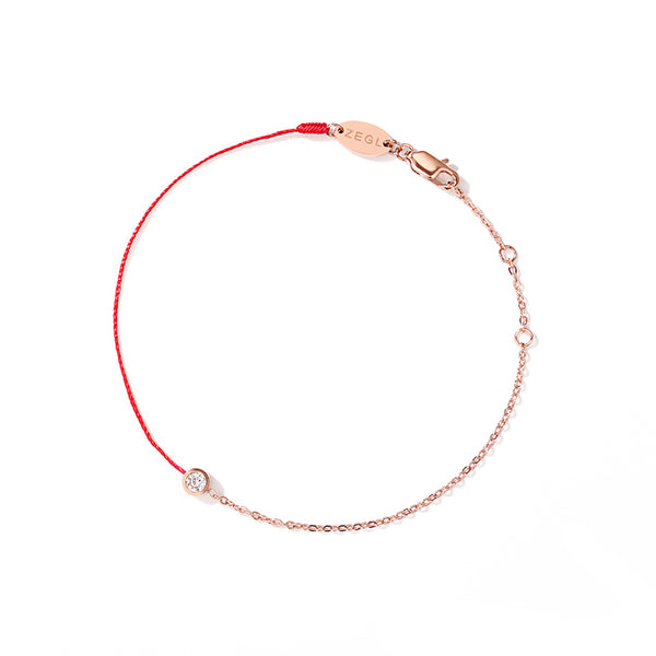 Handicraft Woven Rope Anklet Unique Gold Titanium Steel Jewelry Accessories Gift Women cool