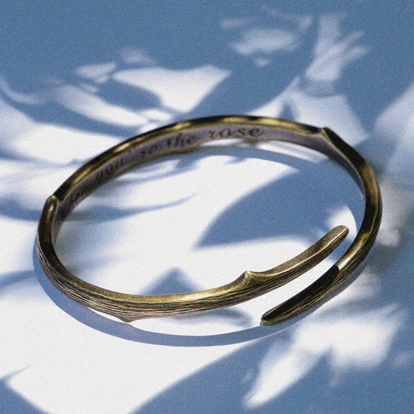 Handmade Vintage Copper Brass Bangle Bracelets Unique Jewelry Accessories Gifts Women Vintage