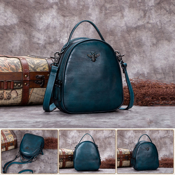 Stylish Womens Leather Crossbody Bags Leather Handbags for Women