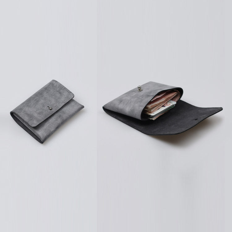 11a9b8fed6f Ladies Leather Card Holder Wallet Coin Purse Small Wallets for Women