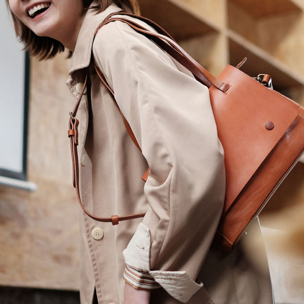 Ladies-Leather-Cross-Body-Bags-Over-The-Shoulder-Bags-for-Work-Brown
