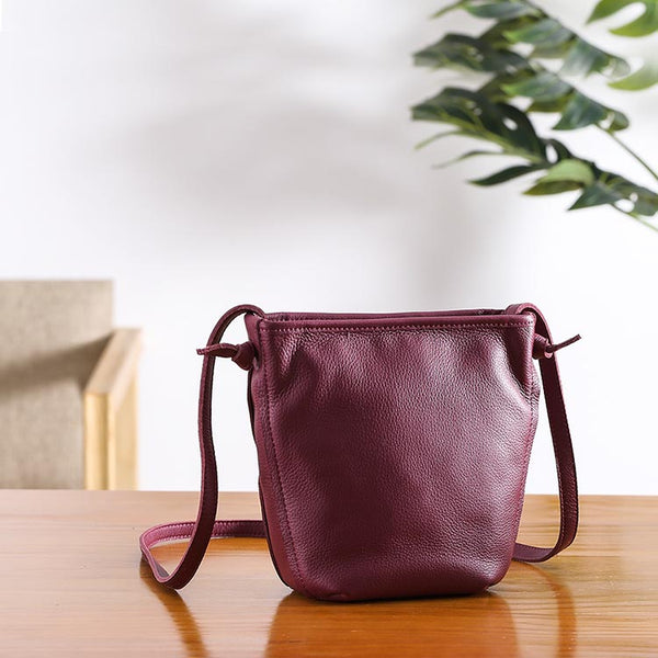 Minimalist Womens Leather Crossbody Bags Shoulder Bag for Women fashion