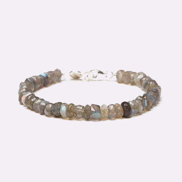 Moonstone Beaded Bracelets Handmade Jewelry Accessories Gift for Women Men adorable