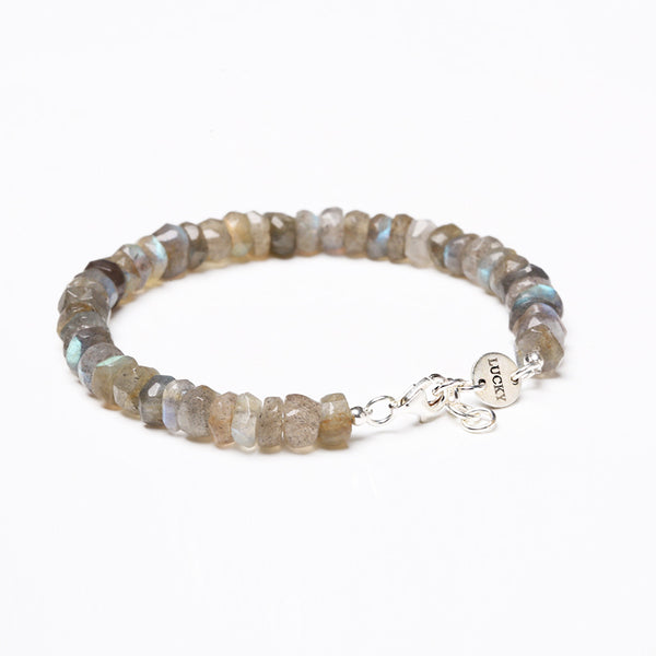 Moonstone Beaded Bracelets Handmade Jewelry Accessories Gift for Women Men chic