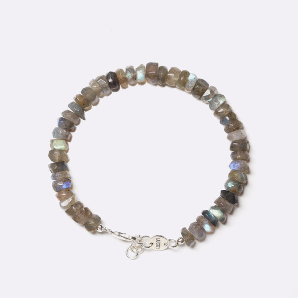 Moonstone Beaded Bracelets Handmade Jewelry Accessories Gift for Women Men