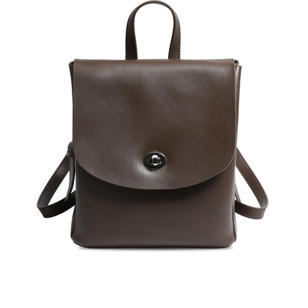 Quality Womens Small Leather Backpack Bag