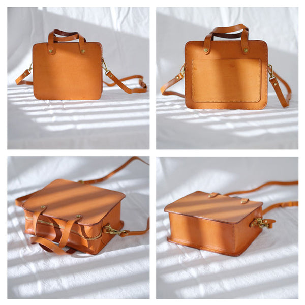 Small Ladies Leather Side Bag Purse Shoulder Handbags for Women Latest