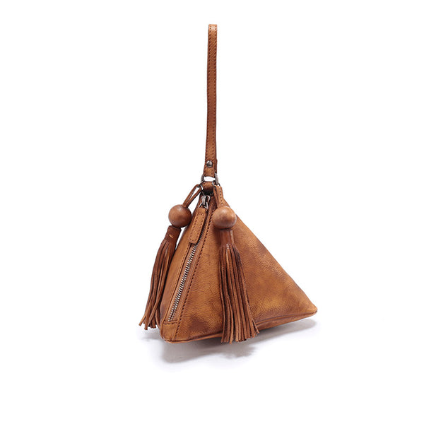 Small Womens Tan Leather Purses