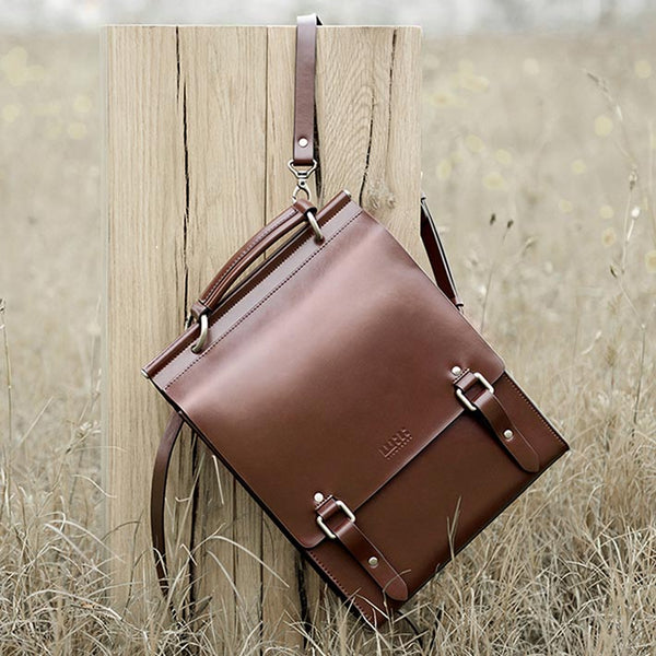 Stylish Women's Leather Backpack Purse Cool Backpacks for Women Boutique