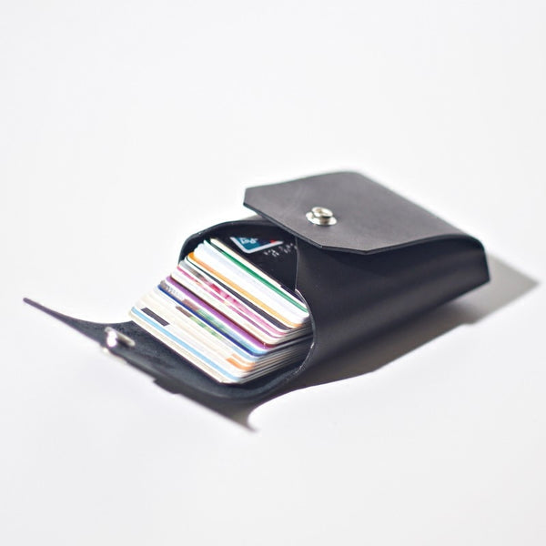 Cool Leather Womens Card Wallet Credit Card Holder Wallet for Women