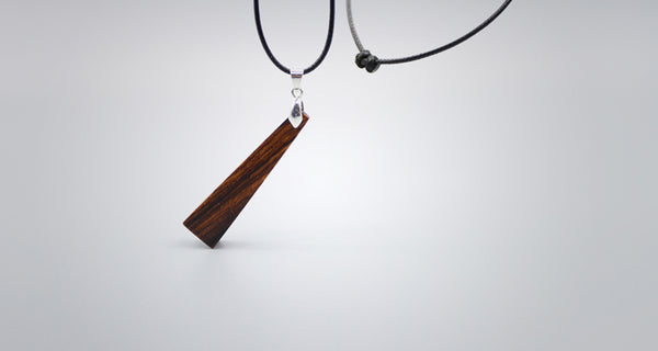 Unique Wooden Pendant Necklace Handmade Couple Jewelry Accessories for Women Men beautiful