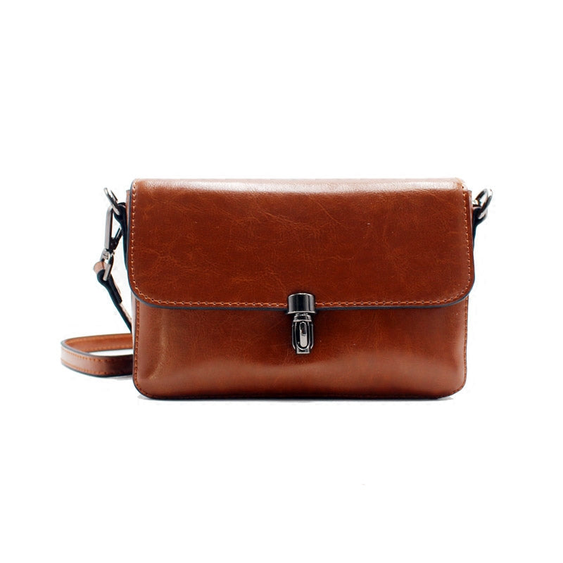 48f5529195 Vintage Handmade Leather Crossbody Shoulder Bags Purses Accessories Gifts  Women