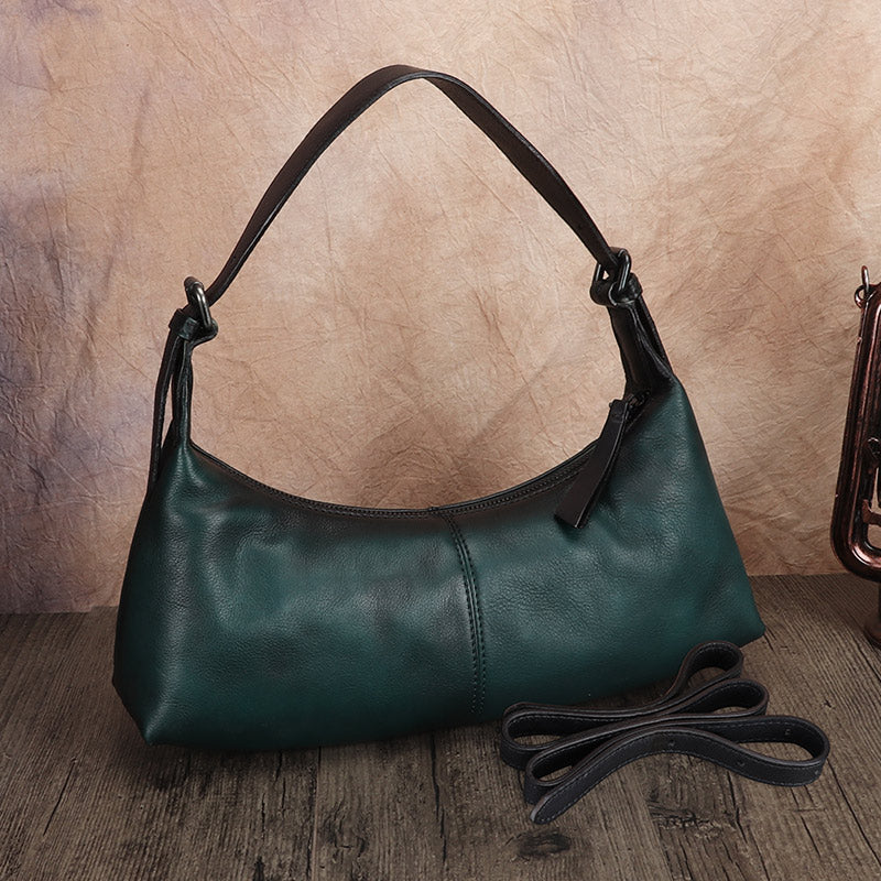 Vintage-Small-Ladies-Leather-Shoulder-Bag-Purse-Handbags-For-Women-Accessories