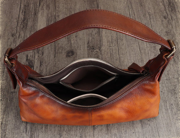 Vintage-Small-Ladies-Leather-Shoulder-Bag-Purse-Handbags-For-Women-Genuine-Leather