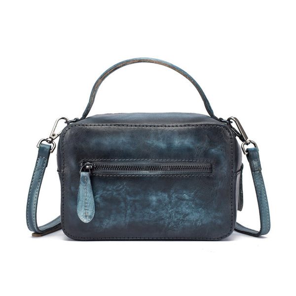 Vintage Women's Leather Handbags Crossbody Bags Shoulder Bag for Women cool