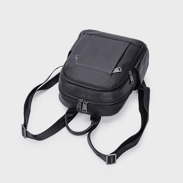 Womens Black Leather Backpack Purse Cool Backpacks for Women best