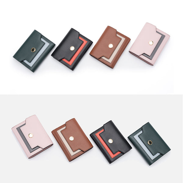 Womens Cute Leather Wallets Small Wallet Purse for Women best