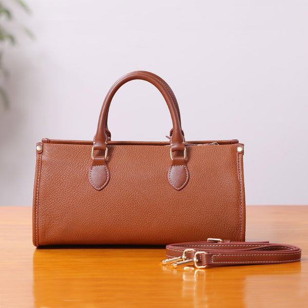 Womens Genuine Leather Handbags Crossbody Bags Purses for Women Boutique