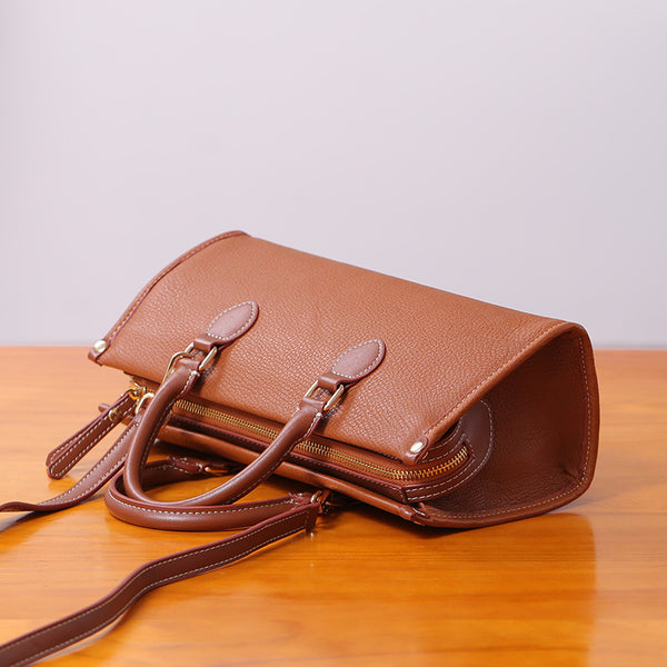 Womens Genuine Leather Handbags Crossbody Bags Purses for Women beautiful