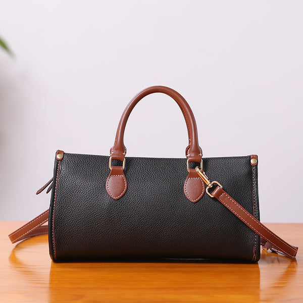 Womens Genuine Leather Handbags Crossbody Bags Purses for Women best