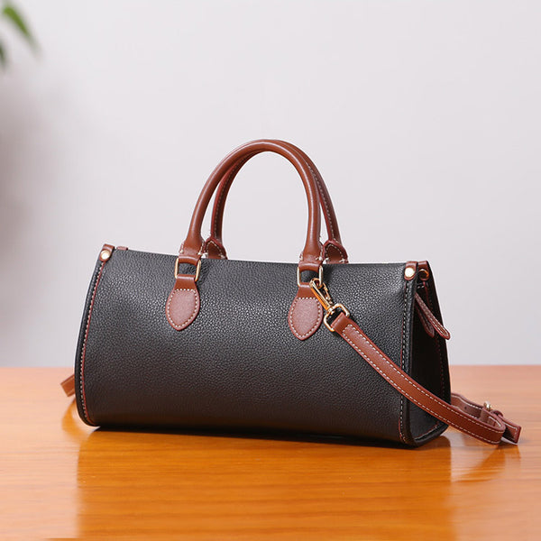 Womens Genuine Leather Handbags Crossbody Bags Purses for Women cool