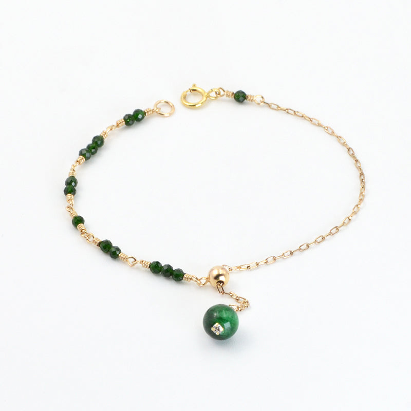 Womens Jade Beaded Bracelets
