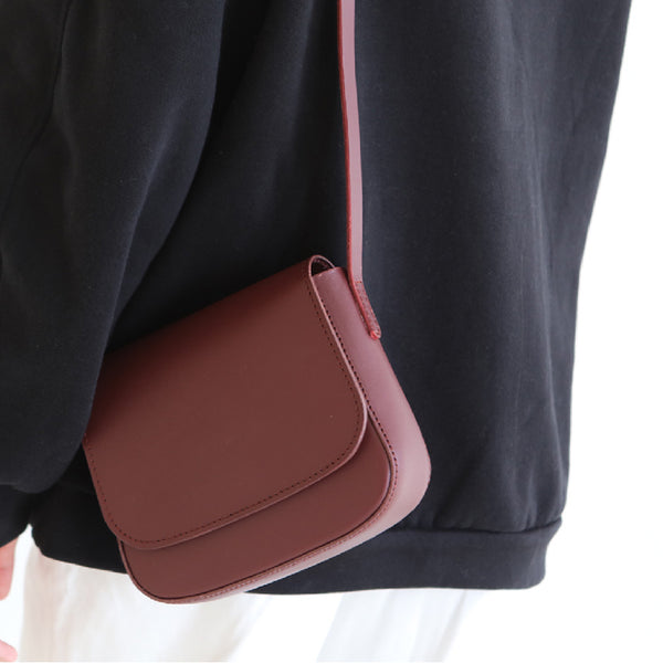 Womens Leather Crossbody Bags Shoulder Bag Crossbody Purses for Women