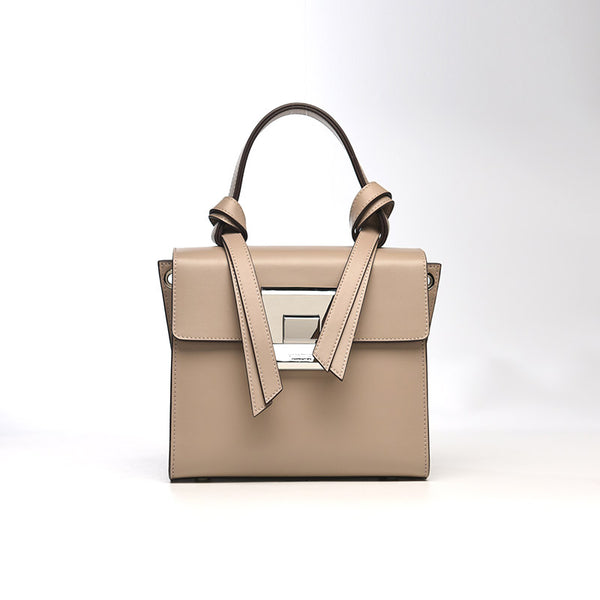 Womens Niche Leather Crossbody Bags